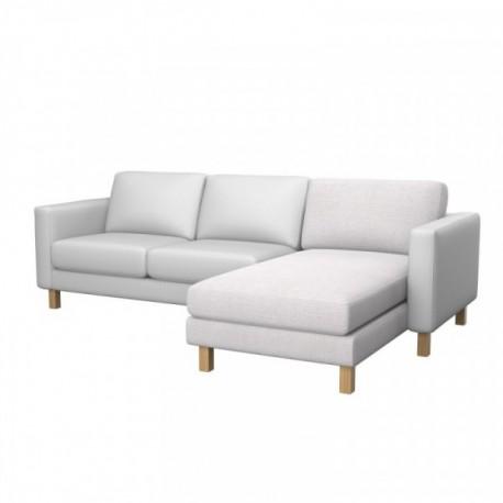 Ikea Karlstad Add On Chaise Longue Cover Ikea Sofa Covers Soferia