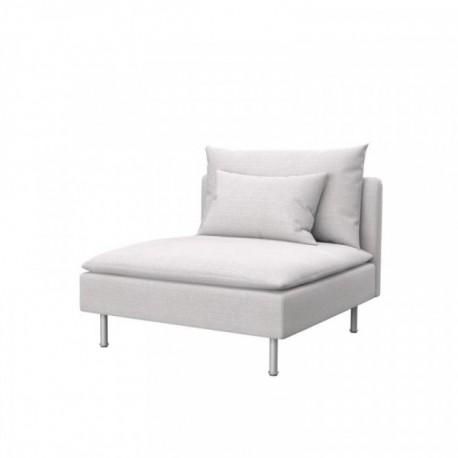 IKEA SÖDERHAMN 1-seat section cover