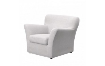 IKEA TOMELILLA armchair cover, low back