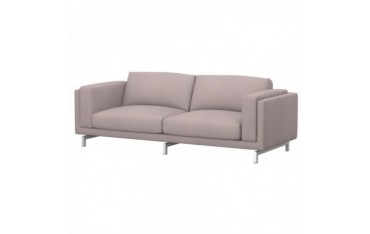 NOCKEBY 3-seat sofa cover