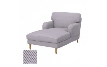 STOCKSUND chaise longue cover