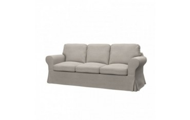 IKEA EKTORP 3-seat sofa-bed cover