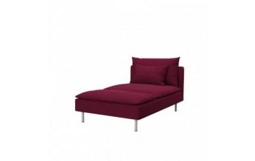 IKEA SÖDERHAMN chaise longue cover