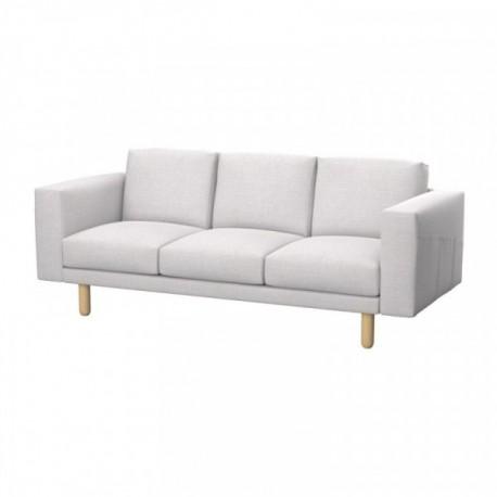 IKEA NORSBORG 3-seat sofa cover