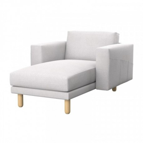 IKEA NORSBORG chaise longue cover