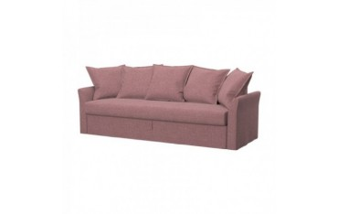 HOLMSUND 3-seat sofa-bed cover